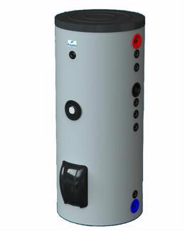 Водонагреватель косвенного нагрева HAJDU STA 400 С2