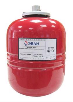 Расширительный бак для системы отопления ЭВАН HIT-12