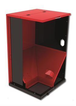 Бункер для пеллет Burnit FH 500 V2