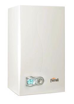 Настенный двухконтурный газовый котел FERROLI Fortuna F 10